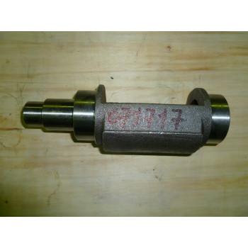 Вал дисбалансный вибратора VP-60, ВП-15 (Eccentric rotator for MS-15, 154007)