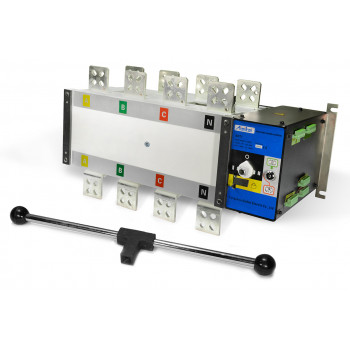 Реверсивный рубильник (Блок ATS) SKT1 1250A