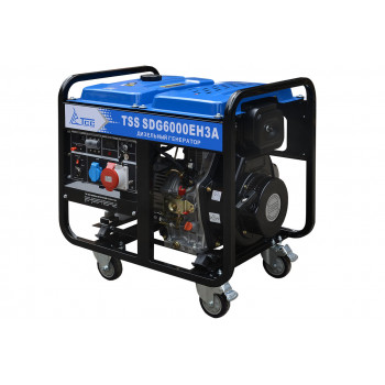 Дизель генератор TSS SDG 6000EH3A