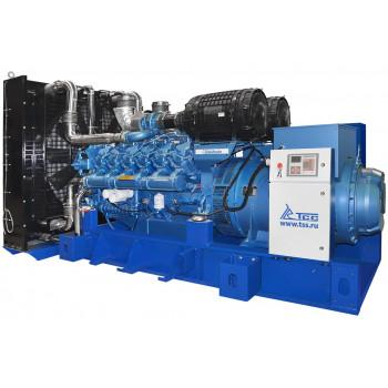 Высоковольтный дизельный генератор TBd 830TS-10500