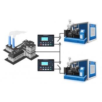 Синхронизация ДГУ 300 кВт ComAp