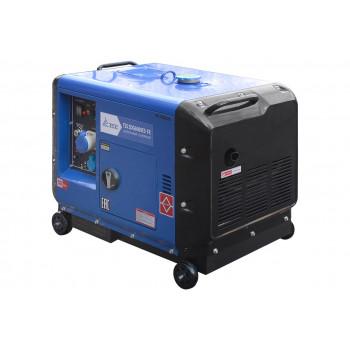 Дизель генератор TSS SDG 6000ES-1R
