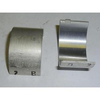 Вкладыши шатунные KM186F (к-т из 2 шт.)/Big-end Bearing